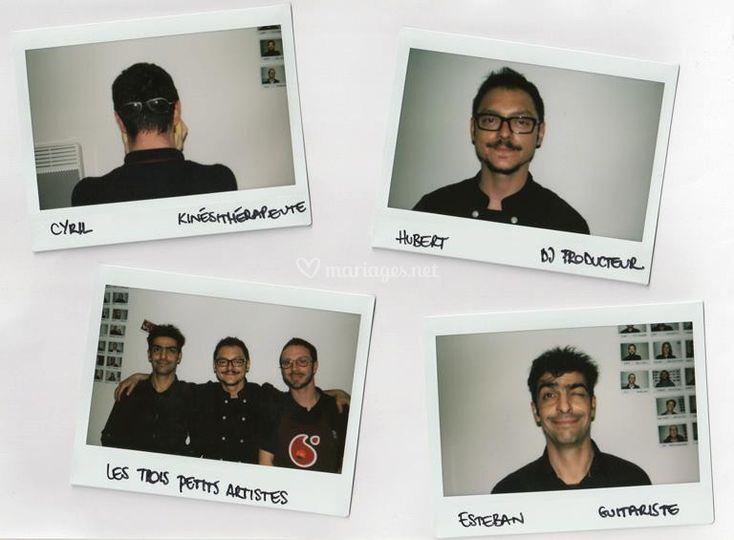 Photos en polaroid
