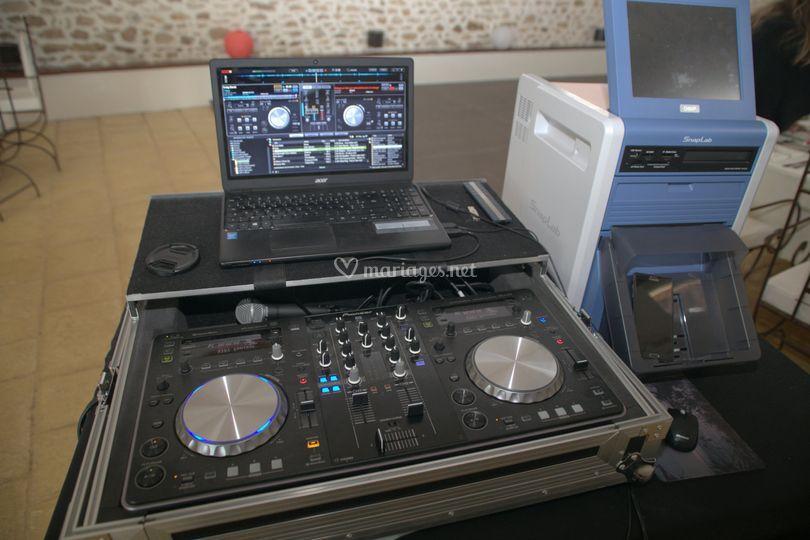 Sonorisation & Imprimante