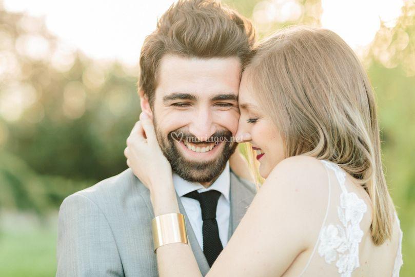 Séance couple, mariage