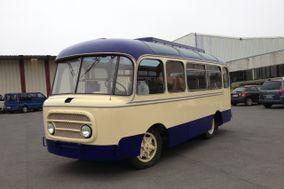 Autocars Oiseau bleu