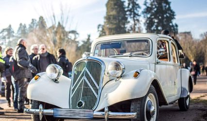 Citroën Traction Mariage 1