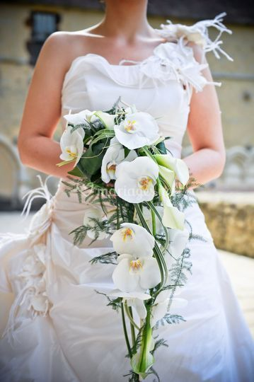 Bouquet de mariéé