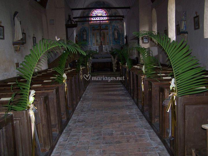 Déco église