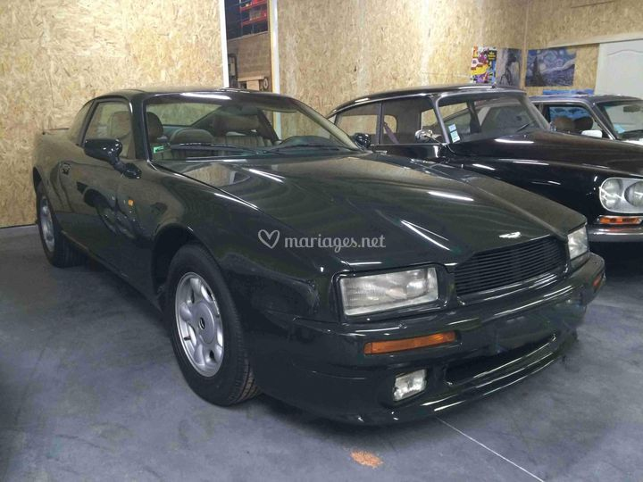 Aston Martin V8 virage