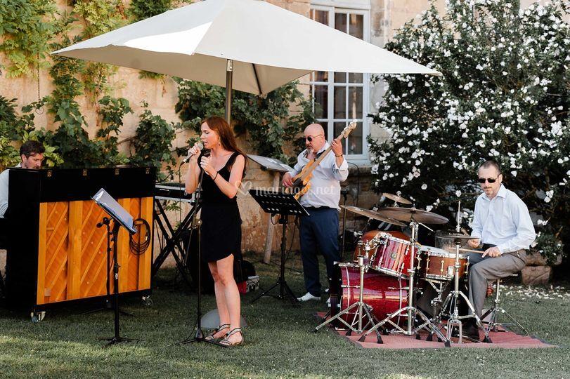 Trio + Chanteuse