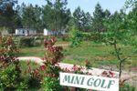 Mini-golf à disposition
