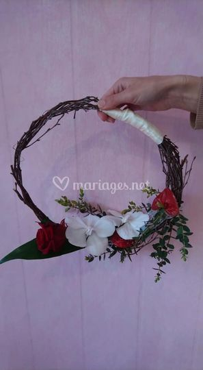 Bouquet stucture