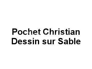 Pochet Christian - Dessin sur Sable logo