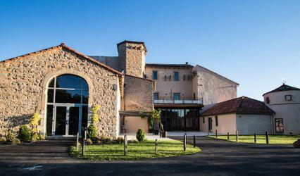 Château Castel d'Alzac 1