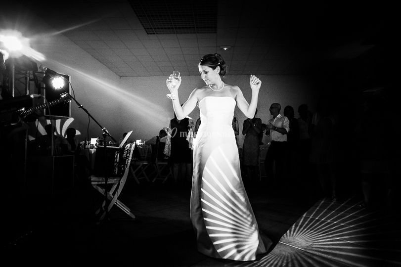 Photo de danse mariage