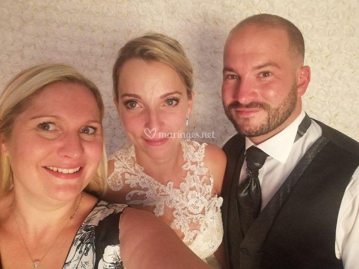 Clin d'oeil aux mariés