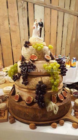 Le gâteau de vos rêves