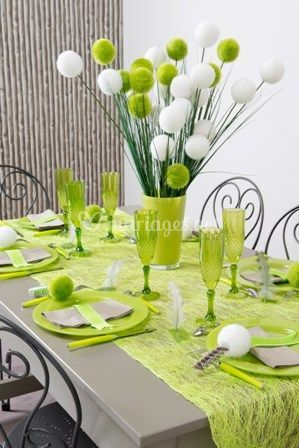 Décoration de table