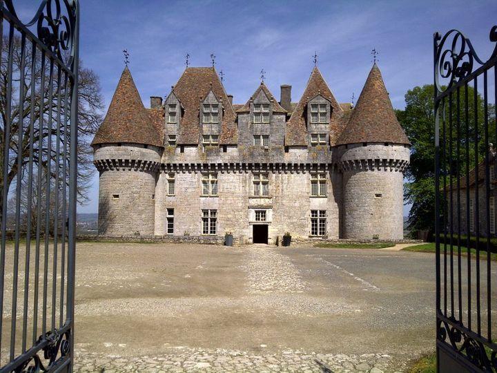 ouverture des portes sur chteau monbazillac - Chateau De Monbazillac Mariage