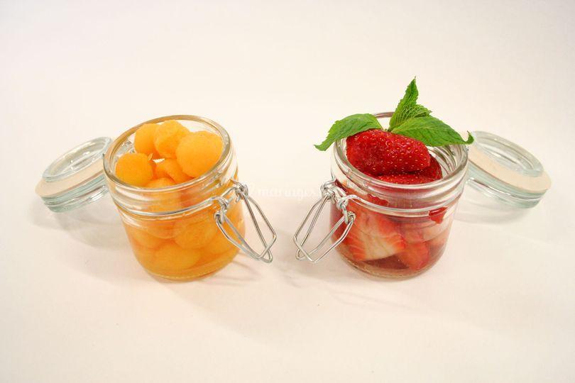 Confiturier de fruits frais