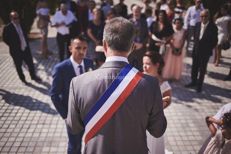 Mariage 2018 - mairie