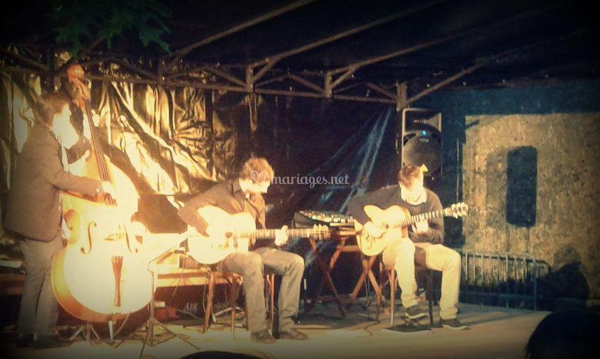 Concert dans la Sarthe