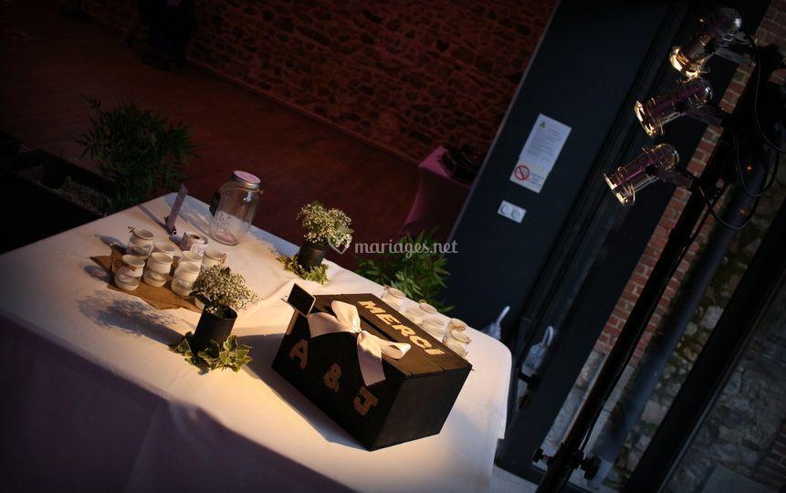 Roturette (éclairage table)