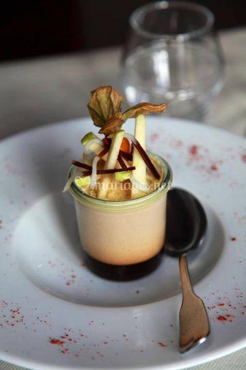 Flamby de foie gras