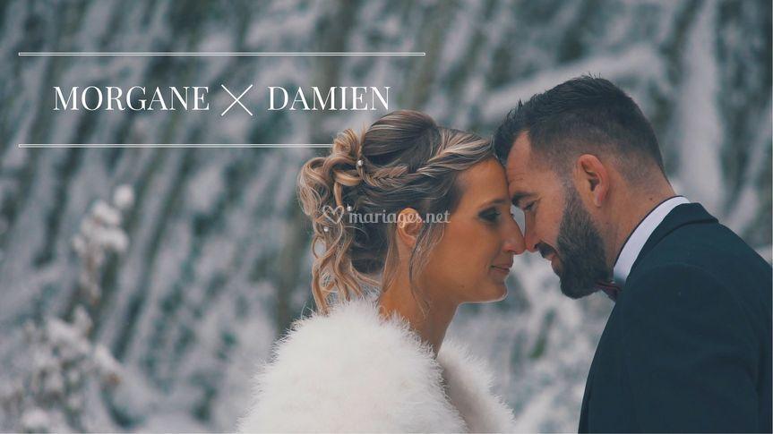 Morgane et Damien