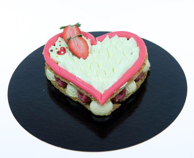 Desserts coeur buffet dessert