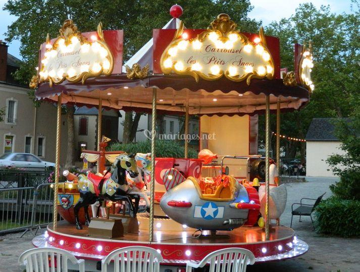 Carrousel des P'tits Anges
