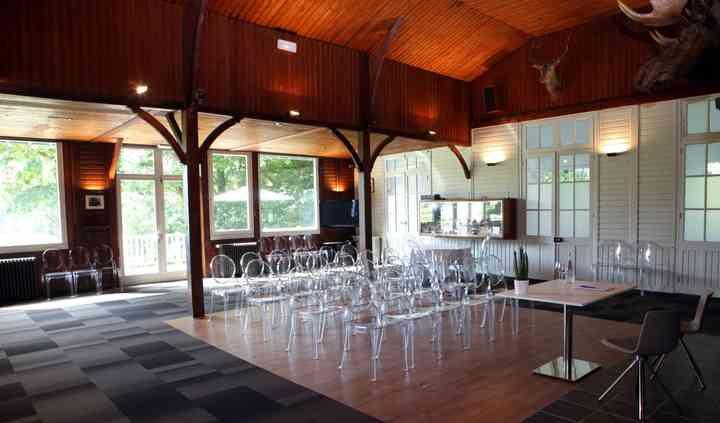 Salle du Club House Mariages