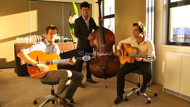 Trio Django