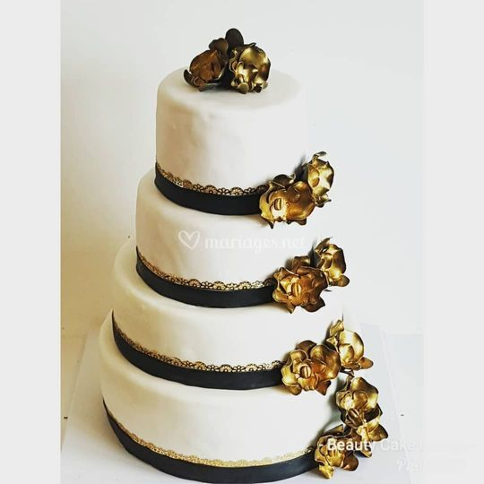 Beauty Cake Design