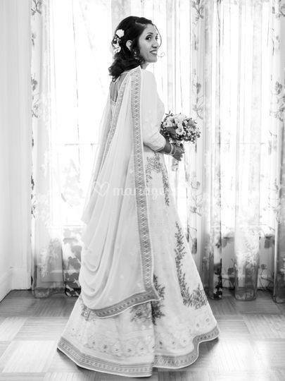 La belle mariée Anita