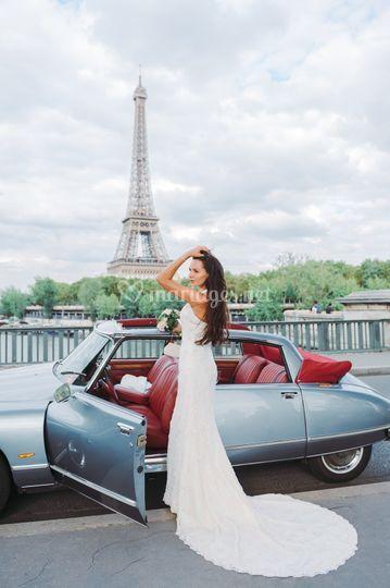 Mariage à Paris juillet 2018