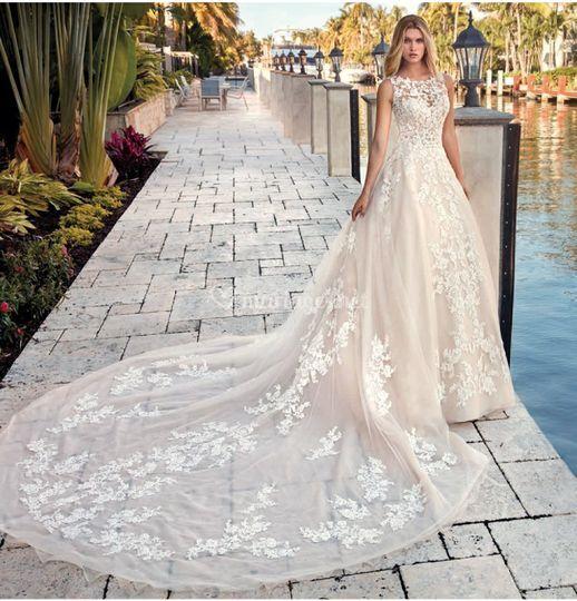 Divine Robe de Mariée