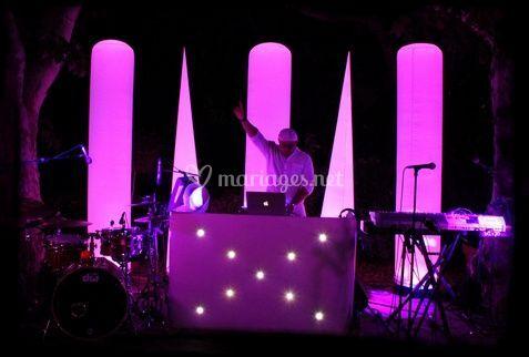 Degré 7 Live Band 2