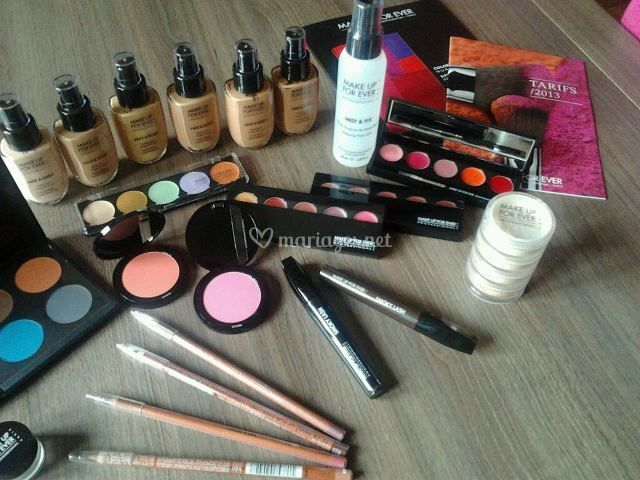"Maquillage  ""Make up For Ever"""
