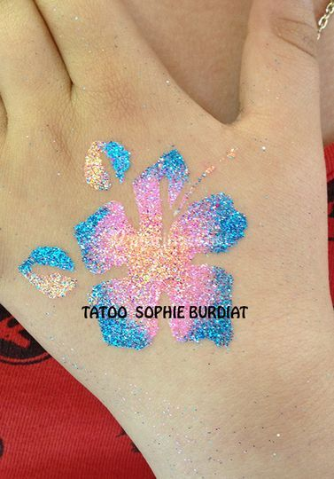 Tatouage paillette