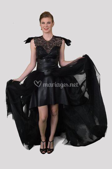 La robe transformable