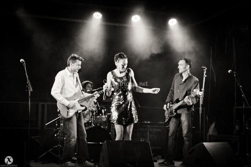 The Soul TemptationS sur scène
