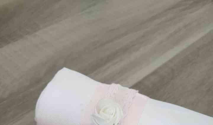 Décoration serviette