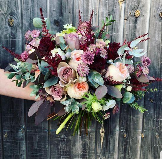 Bouquet de mariée inspiration