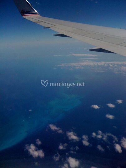 Survol Bahamas