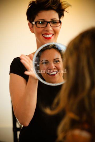 Photo maquillage la mariée