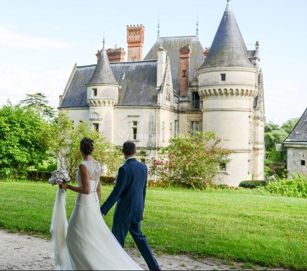 Mariages Châteaux de la Loire
