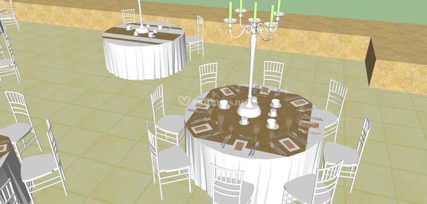 Modélisation de tables