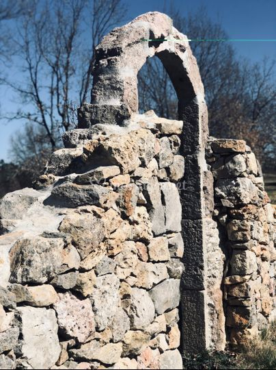 Arche au jardin