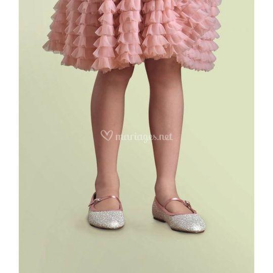 Ballerines enfant