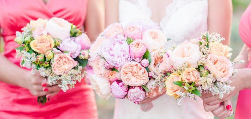 Mariage blanc & Fuchsia