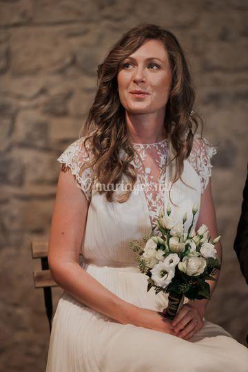 Emma, une mariée bohème