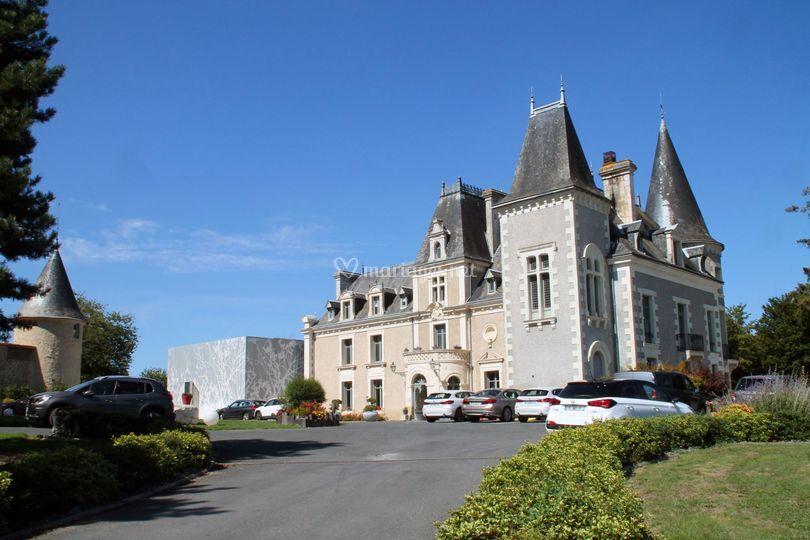 Château entrée