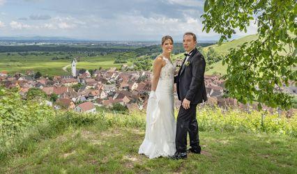 Le mariage de Chiona et Damien