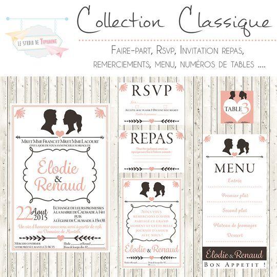 """Collection """"Classique"""""""